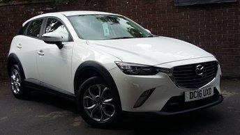 2016 MAZDA CX-3 2.0 SE 5d 118 BHP £9989.00