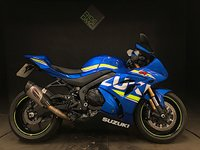 USED 2017 17 SUZUKI GSXR1000R 78 MILES. YOSHI EXHAUST. SEAT COWL. A RARE BEAUTY