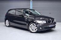 2005 BMW 1 SERIES 118D SPORT 5d 121 BHP £1495.00