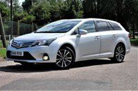 USED 2011 61 TOYOTA AVENSIS 2.0 D-4D TR 5dr FULL SERVICE HISTORY+£30 TAX