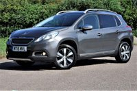USED 2015 15 PEUGEOT 2008 1.6 e-HDi Allure (s/s) 5dr LONG MOT+ONLY £20 TAX