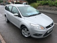 2009 FORD FOCUS 1.6 STYLE 5d 100 BHP £2495.00