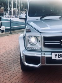 USED 2015 64 MERCEDES-BENZ G-CLASS 5.5 G63 AMG 5d AUTO 544 BHP Rare Car and Great Finance Options Available