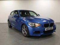 USED 2013 13 BMW 1 SERIES 2.0 120D M SPORT 3d AUTO 181 BHP