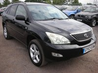 2003 LEXUS RX 3.0 300 SE-L 5d AUTO 202 BHP £3000.00