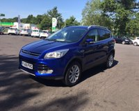 USED 2016 66 FORD KUGA 2.0 TDCI TITANIUM NAVIGATOR AWD 180 BHP THIS VEHICLE IS AT SITE 1 - TO VIEW CALL US ON 01903 892224