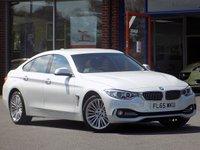 USED 2015 65 BMW 4 SERIES 2.0 420i xDrive Luxury 5dr (Professional Media) ** Sat Nav + Leather **
