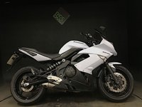 2011 KAWASAKI ER 6F 2011. SERVICED. 12K MILES. VERY TIDY, 1 OWNER BIKE £2995.00