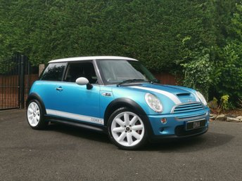 2004 MINI HATCH COOPER S