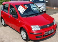 USED 2009 59 FIAT PANDA 1.1 ACTIVE ECO 5d 54 BHP 1 Owner - Just 19,817 Miles - 9 Services - £30 Road Tax