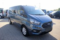 2019 FORD TRANSIT CUSTOM 69 Custom Limited T320 L1 H1 170bhp DCIV 6 speed Manual £20999.00