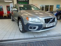 USED 2007 57 VOLVO XC70 2.4 D5 SE LUX AWD 5d AUTO 183 BHP FULL SERVICE HISTORY + FULL MOT + TIMING BELT CHANGED 2017 + CLIMATE CONTROL + FULL LEATHER TRIM + HEATED FRONT SEATS + ELECTRONIC PASSENGER SEAT + ELECTRIC FOLDING MIRRORS + CD RADIO + ALLOYS + CRUISE CONTROL + POWER TAILGATE AND MUCH MORE