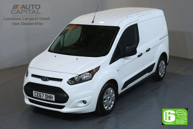 2017 67 FORD TRANSIT CONNECT 1.5 200 TREND SWB 74 BHP EURO 6 ENGINE