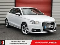 USED 2015 15 AUDI A1 1.6 TDI SPORT 3d 114 BHP Front Spot Seats And Voice Control!