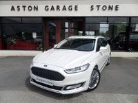2017 FORD MONDEO 2.0 VIGNALE 5d AUTO 238 BHP ESTATE **NAV * CAMERA** £19490.00