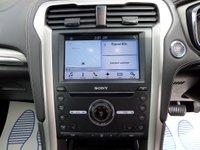 USED 2017 17 FORD MONDEO 2.0 VIGNALE 5d AUTO 238 BHP ESTATE **NAV * CAMERA** ** FULL SERVICE HISTORY **