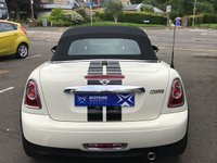USED 2012 12 MINI ROADSTER 1.6 COOPER 2d 120 BHP ***1Owner,HeatedSeats,Cruise,Chili,ParkAid***