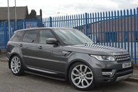 USED 2014 14 LAND ROVER RANGE ROVER SPORT 3.0 SDV6 HSE 5d AUTO 288 BHP AUTOBIOGRAPHY STYLING