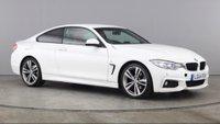 USED 2014 64 BMW 4 SERIES 2.0 420I M SPORT 2d AUTO 181 BHP