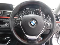 USED 2015 65 BMW 4 SERIES 2.0 420D SPORT GRAN COUPE 4d 188 BHP ONE OWNER, BMW SERVICE HISTORY, SAT NAV, HEATED SEATS