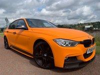 2015 BMW 3 SERIES 2.0 320D M SPORT 4d AUTO 181 BHP £16990.00