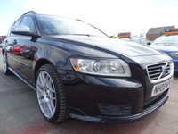 2008 VOLVO V50 2.4 D5 SPORT 5d AUTOMATIC  £3000.00
