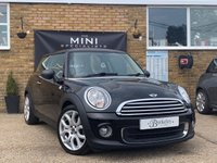USED 2011 61 MINI HATCH ONE 1.6 ONE 3d 98 BHP WE SPECIALISE IN MINI'S!!!!!!