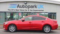 USED 2016 16 MAZDA 6 2.0 SE-L NAV 4d 143 BHP 0% FINANCE AVAILABLE ON THIS CAR - ENDS 31ST AUGUST! APPLY NOW!!