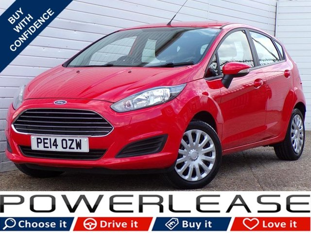USED 2014 14 FORD FIESTA 1.2 STYLE 5d 59 BHP 30POUND TAX MEDIA CONNECTIVITY