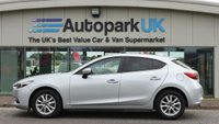 USED 2017 17 MAZDA 3 2.0 SE-L NAV 5d 118 BHP LOW OR NO DEPOSIT FINANCE AVAILABLE.