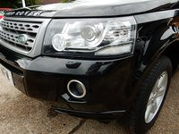 USED 2014 14 LAND ROVER FREELANDER 2.2 SD4 GS 5d AUTO 190 BHP HEATED SEATS,LEATHER,CRUISE,BLUETOOTH,USB PORT