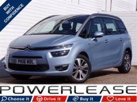 USED 2016 16 CITROEN C4 GRAND PICASSO 1.6 BLUEHDI EXCLUSIVE 5d AUTO 118 BHP 20POUND TAX NAV DAB BLUETOOTH