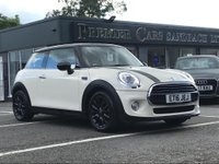 2016 MINI HATCH COOPER 1.5 COOPER D 3d 114 BHP £9990.00