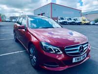 2015 MERCEDES-BENZ E CLASS 2.1 E220 CDI BLUETEC SE PREMIUM 5d AUTO ESTATE £14500.00