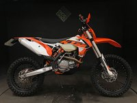 2015 KTM 450 EXC 2015. SERVICED. 832 MILES. NEVER BEEN OFFROAD. 1 OWNER £5499.00