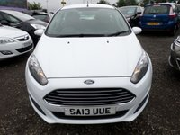 2013 FORD FIESTA 1.2 STYLE 5d 59 BHP £4495.00