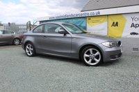 2010 BMW 1 SERIES 2.0 118D SE 2d 141 BHP DIESEL GREY £4490.00
