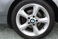 USED 2010 10 BMW 1 SERIES 2.0 118D SE 2d 141 BHP DIESEL GREY EXCELLENT CONDITION + SATELLITE NAVIGATION SYSTEM.