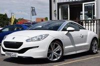 2015 PEUGEOT RCZ 1.6 THP GT 2d 156 BHP £9995.00