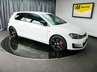 USED 2016 16 VOLKSWAGEN GOLF 2.0 GTI PERFORMANCE DSG 3d AUTO 226 BHP £0 DEPOSIT FINANCE AVAILABLE, ADAPTIVE CRUISE CONTROL, AIR CONDITIONING, AUTOMATIC HEADLIGHTS, AUX INPUT, BLUETOOTH CONNECTIVITY, CLIMATE CONTROL, DAB RADIO, DRIVE PERFORMANCE CONTROL, DYNAUDIO SOUND SYSTEM, ELECTRONIC PARKING BRAKE, GEARSHIFT PADDLES, PARKING SENSORS, REVERSE CAMERA, SATELLITE NAVIGATION, START/STOP SYSTEM, STEERING WHEEL CONTROLS, TOUCH SCREEN HEAD UNIT, TRIP COMPUTER, USB INPUT