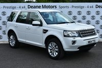 USED 2014 14 LAND ROVER FREELANDER 2.2 SD4 SE 5d 190 BHP