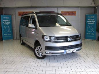 View our VOLKSWAGEN TDI CAMPERVAN