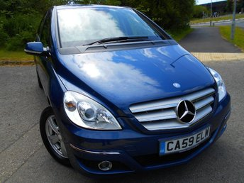 2009 MERCEDES-BENZ B CLASS 1.5 B160 BLUEEFFICIENCY SE 5d 95 BHP ** ONE PREVIOUS OWNER, FULL GLASS ROOF, ALLOYS , GREAT VALUE MERCEDES ** £3995.00
