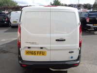 USED 2015 65 FORD TRANSIT CONNECT 1.6 230 DCB 1d 94 BHP