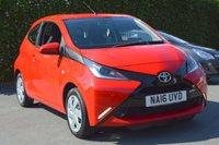 2016 TOYOTA AYGO 1.0 VVT-I X-PLAY 3d 69 BHP £5199.00