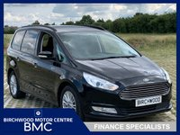 USED 2016 66 FORD GALAXY 2.0 ZETEC TDCI 5d AUTO 148 BHP