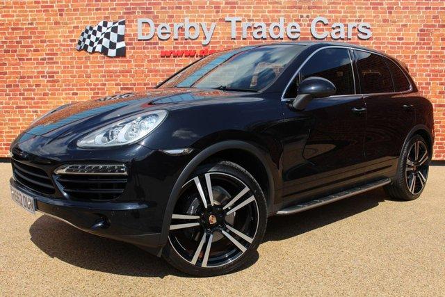 PORSCHE CAYENNE at Derby Trade Cars