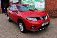 USED 2015 15 NISSAN X-TRAIL 1.6 DCI ACENTA 5d 130 BHP +ONE OWNER +PANORAMIC ROOF.