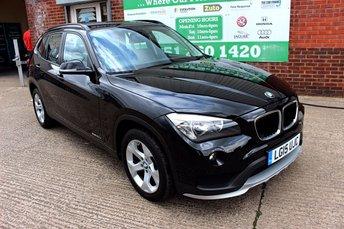 2015 BMW X1 2.0 SDRIVE20D EFFICIENTDYNAMICS BUSINESS 5d 161 BHP £9299.00
