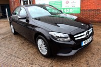 USED 2015 15 MERCEDES-BENZ C CLASS 2.1 C300 BLUETEC HYBRID SE EXECUTIVE 4d AUTO 204 BHP +AUTO +HYBRID ELECTRIC +NAV